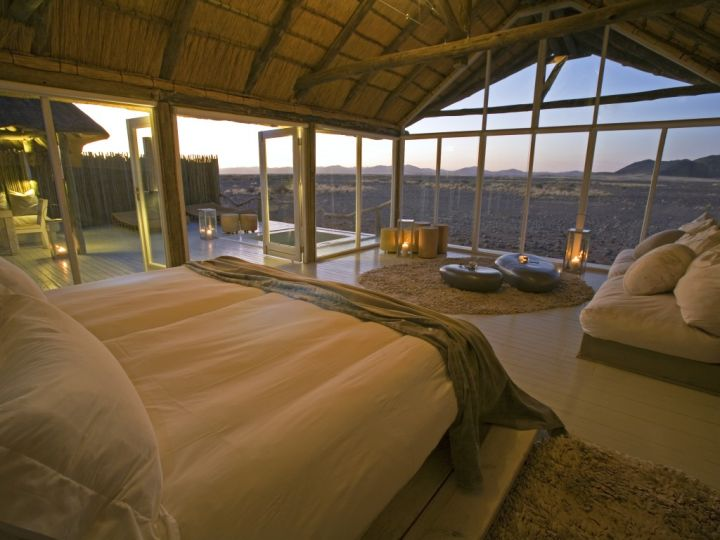8 day namibia exclusive luxury fly in safari for Small little luxury hotels
