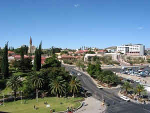 windhoek center