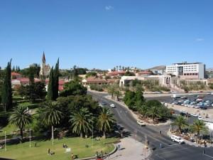 windhoek center